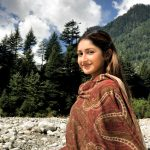 Sayyeshaa, Manali, Himachal Pradesh, unseen, rare picture