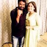 Sayyeshaa, full size, brother, al vijay, Junga
