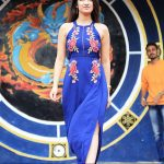Sherlin Seth, Miss India 2017 Tamil Nadu, fashion show