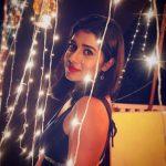 Shilpa Manjunath,  Ispade Rajavum Idhaya Raniyum heroine, night, lighiting