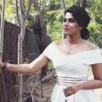 Shilpa Manjunath,  Ispade Rajavum Idhaya Raniyum heroine, white dress, adorable