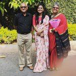 Shraddha Srinath, father, mother, appa, amma