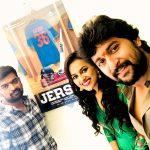 Shraddha Srinath, selfie, nani, telugu movie