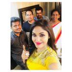 Shritha Sivadas, selfie, makeup
