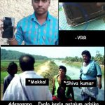 Sivakumar Selfie Troll, that phone guy