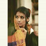 Sruthi Hariharan, Nathicharami actress, treditional