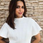 Swara Bhaskar, white t shirt
