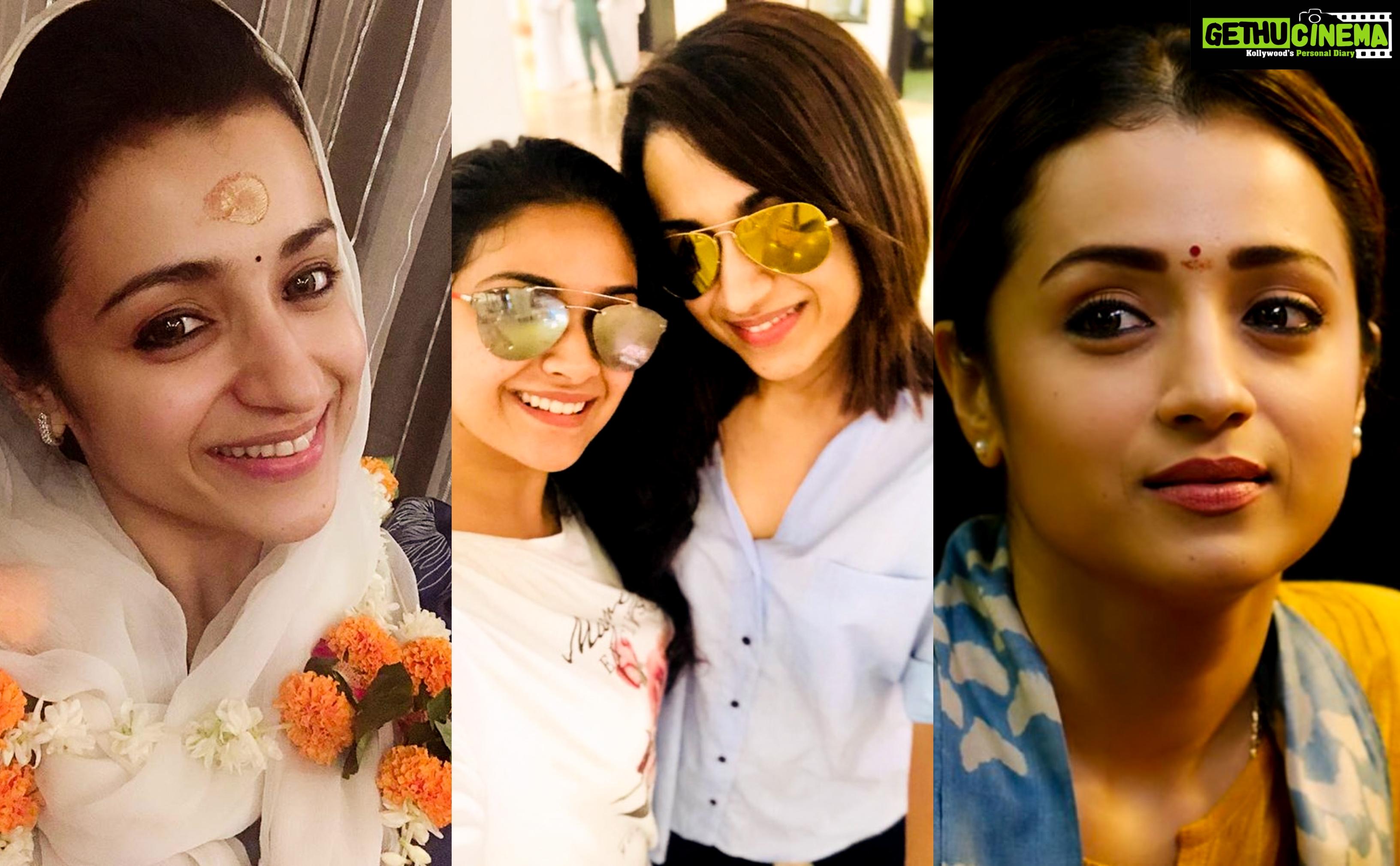 Actress Trisha Krishnan Latest Cute Hd Gallery Gethu Cinema
