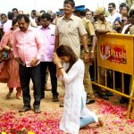 Trisha Krishnan, kalaigar, respect, Marina  beach