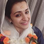 Trisha Krishnan, smile, hd, wallpaper, 96 movie