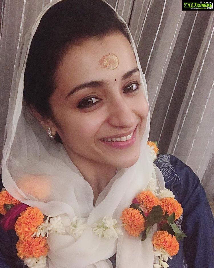 Trisha Krishnan Smile Hd Wallpaper 96 Movie Gethu Cinema