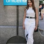 Trisha Krishnan, white dress, event, tour
