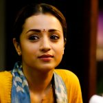 Trisha Krishnan, yellow dress, 96 movie, janu dress, hd