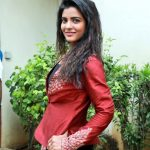 Vada Chennai press Meet, Aishwarya Rajesh, new look