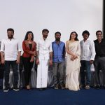 Vada Chennai press Meet,  Andrea Jeremiah,