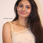 Vada Chennai press Meet, Andrea Jeremiah, stage