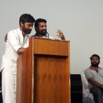 Vada Chennai press Meet, Dhanush, ameer