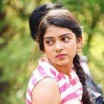 Varsha Bollamma, Mandharam heroine, innocent look
