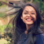 Varsha Bollamma, Mandharam heroine, smile, turn