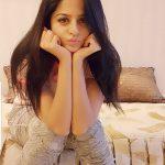 Vedhika, new pose