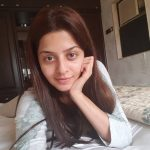Vedhika, without makeup