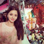 Vedhika,Kanchana 3 actress, function