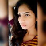 Venba, Venba actress, eye, brightness, Palli Paruvathile