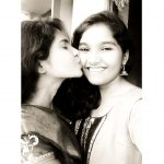 Venba, Venba actress, sister, family, kiss