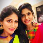 Vijayalakshmi, girls, saree, tamil actress