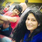Vijayalakshmi, husband, gym, Feroz Mohammed