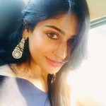 Vijayalakshmi, selfie, saree, bigg boss 2 tamil