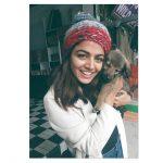 Wamiqa Gabbi, pet lover