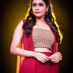 kiki vijay, rare, high quality, cute, modren dress,  Namma Ooru Coloru