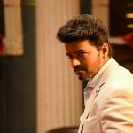 sarkar UHD, For Posters, Thalapathy vijay, white dress