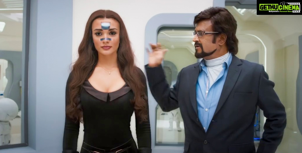 2.0, Enthiran 2, Robo 2, Rajinikanth, Amy Jackson, Lady