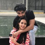 Aanchal Munjal, boy friend, hug