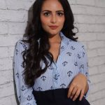 Aanchal Munjal, new hair style