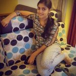 Ammu Abhirami, Raatchasan Child Actress, home, bed