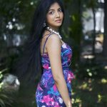 Anaswara Kumar, Photo Shoot, 2018, back pose