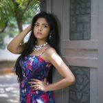 Anaswara Kumar, Photo Shoot, 2018, modern dress