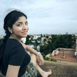 Anaswara Kumar, Photo Shoot, 2018, without makeup
