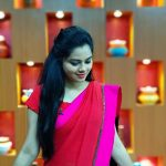 Anitha Sampath, Saree, Sun Network, new look