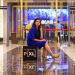 Anitha Sampath, charming