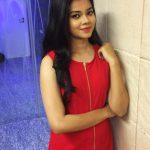 Anitha Sampath, voice over artist, dashing