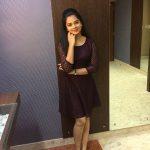 Anitha Sampath, voice over artist,  stylish