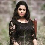 Anjali Rao, Pothanur Tabal Nilayam Actress, black dress
