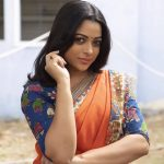 Anjali Rao, Pothanur Tabal Nilayam Actress, saree