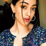 Anu Emmanuel, selfie, hd, galmour, Shailaja Reddy Alludu