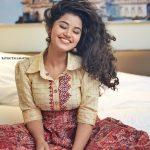 Anupama Parameswaran, hair style, recent