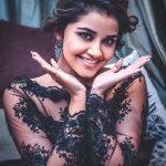 Anupama Parameswaran, photo shoot, smile